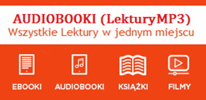 AUDIOBOOKI Lektury MP3