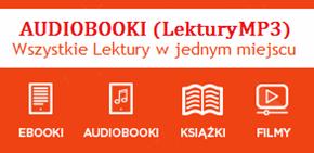 AUDIOBOOKI Lektury MP3