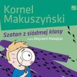 SZATAN Z SIÓDMEJ KLASY Audiobook MP3 do słuchania (pobierz).
