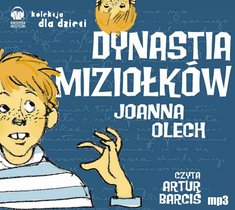 AUDIOBOOK MP3 - Dynastia Miziołków