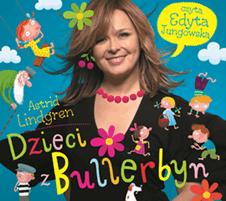 Dzieci z Bullerbyn Audiobook okładka