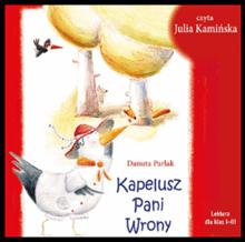 Kapeliusz Pani Wrony Audiobook