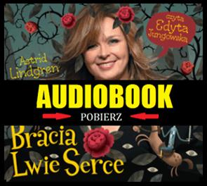 Audiobook MP3 - Bracia Lwie Serce
