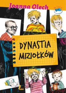 Książka - Dynastia Miziołków - Okładka