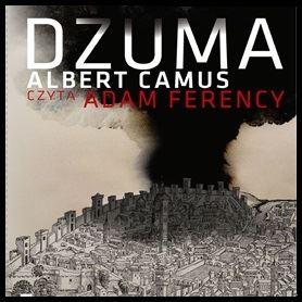 Okładka audiobooka Dżuma - Alberta Camusa