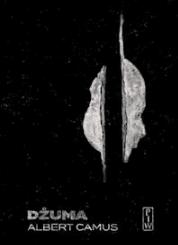 Okładka ebooka - dżuma.