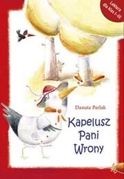Kapelusz Pani Wrony - ebook okładka PDF