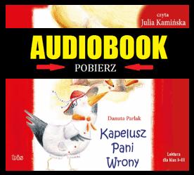 Kapelusz Pani Wrony - Audiobook Pobierz