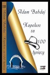 Okładka ebooka - Kapelusz za sto tysięcy