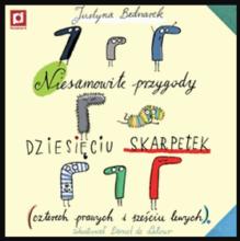 Niesamowite przygody 10 skarpetek - Justyna Bednarek - Audiobook MP3
