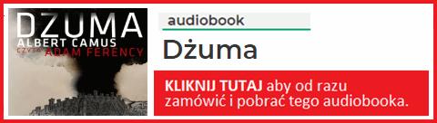 Dżuma MP3 - Kliknij aby pobrać audiobooka.