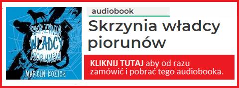 Skrzynia władcy piorunów - POBIERZ AUDIOBOOKA