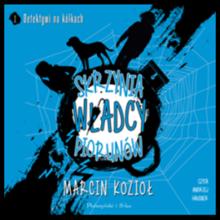 Okładka audiobooka Skrzynia-władcy piorunów - Marcin Kozioł