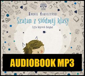 Okladka Audiobooka Szatan z Siódmej klasy